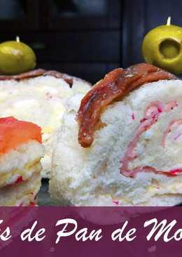 Canap s 364 recetas caseras cookpad for Canapes faciles y rapidos frios