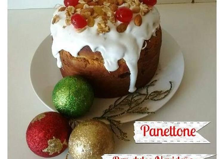 Navidad! Pan de Pascua