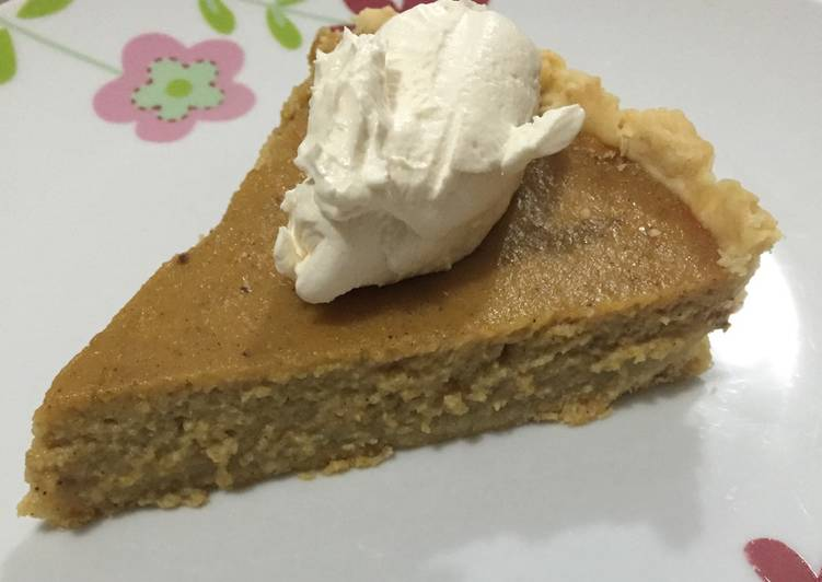 Pumpkin pie !!!