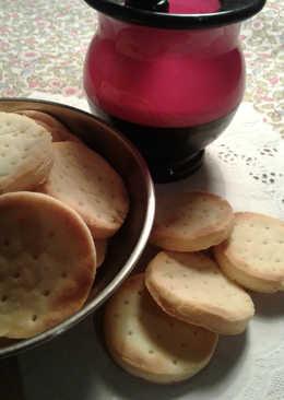 Bizcochitos 2 ingredientes para el mate sin gluten / apto celíacos