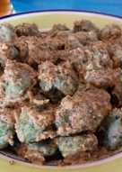 Ñoquis de espinacas