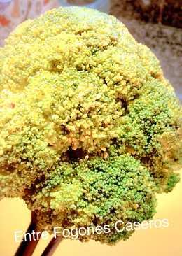 Brócoli al vapor Olla GM g