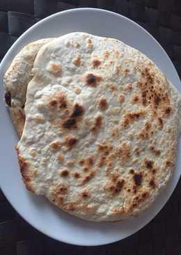 Pan de Coco Hindú (Naan)