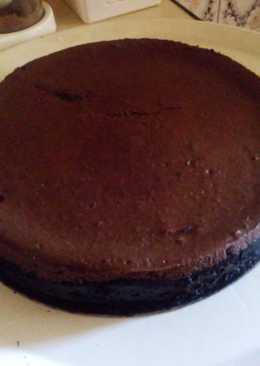 Cheesecake con base de oreo