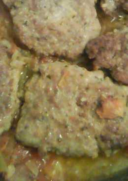 Filetes rusos con curry