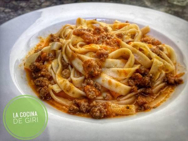 Linguini Bologna
