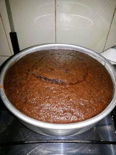 Torta fácil de chocolate