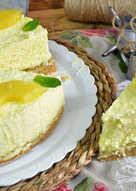 Tarta de piña (sin horno)