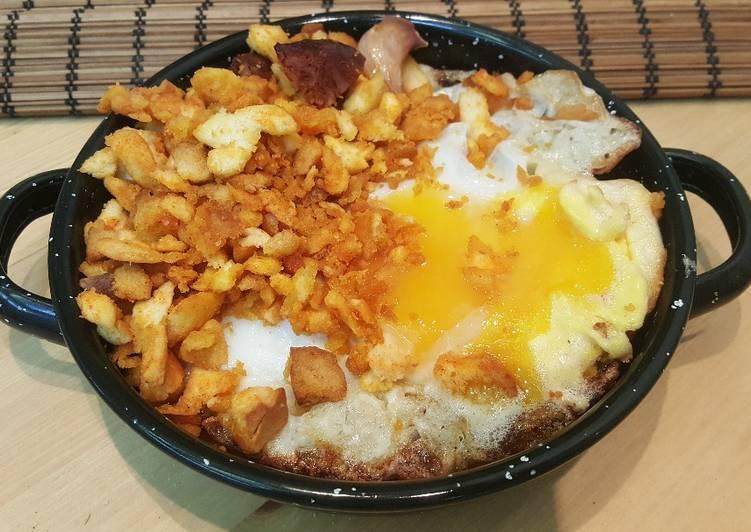 migas con huevo de oca receta de milandebrera cookpad