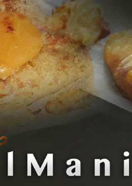 Tipos de pizza (masa de hojaldre)