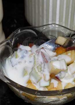 Yogurt casero
