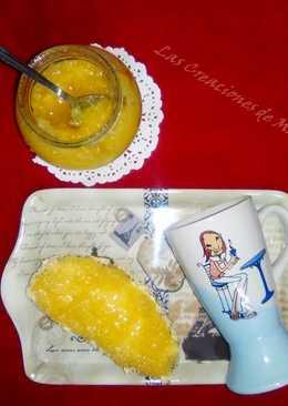 Mermelada de piña, sin azúcar