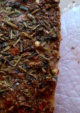 Lomo con especias a la sal