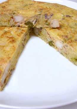 Tortilla marinera