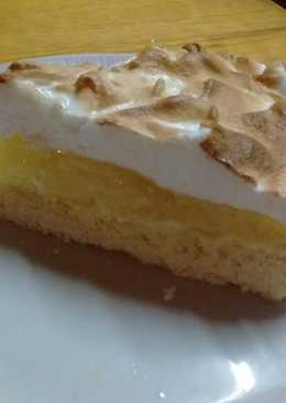 Lemon pie 😊