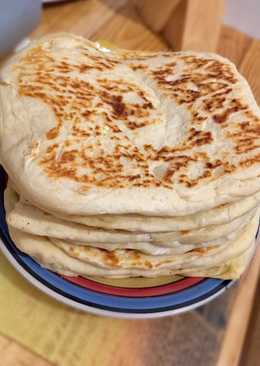 Katmer - pan turco hojaldrado y esponjoso 🍞