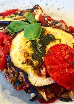 Parmesana de berenjenas Vegana 🍆🍆🍆