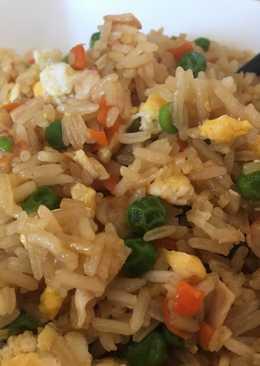 Arroz chino frito 3 delicias