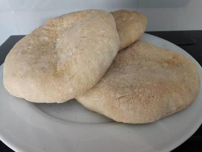Pan marroqui en thermomix