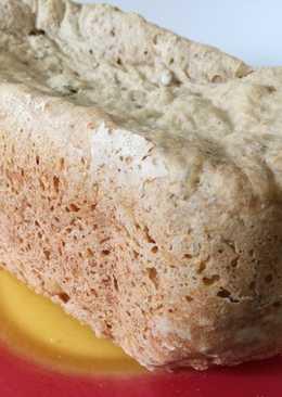 Pan semiintegral de avena y espelta con semillas en panificadora