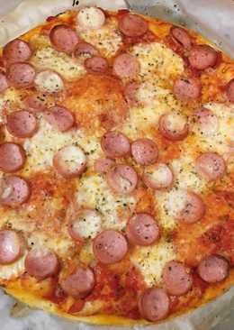 Pizza casera 🍕