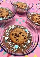 Natillas caseras de nutella y galletas 🍪