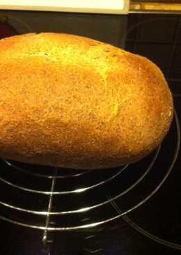 Pan de harina de espelta biológica en panadera Lékué
