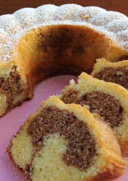 Pan o Pastel Marmoleado