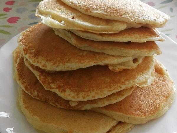 Tortitas!! (pancakes)