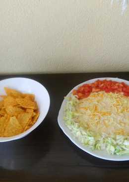 Nachos mejicanos