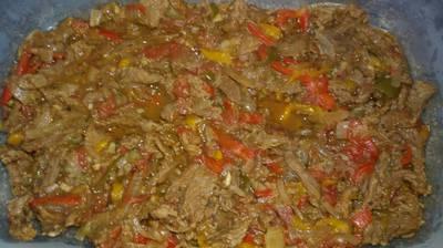 Relleno para Tacos