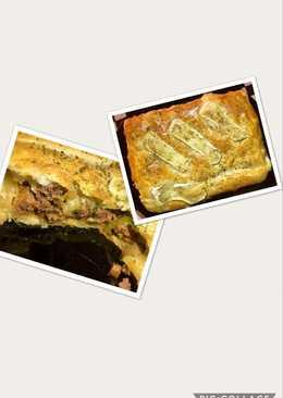 Empanada de ternera con toque oriental