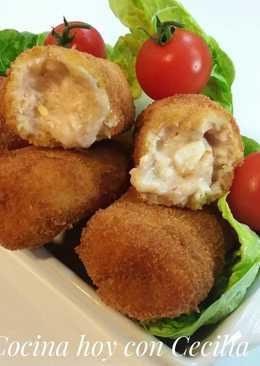 Croquetas recetas caseras cookpad - Robot de cocina monsieur cuisine plus ...