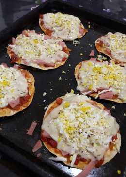 Rapiditas tipo pizzetas fácil