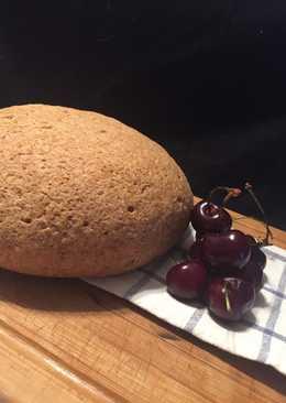 Pan Rústico. Sin gluten y sin lactosa