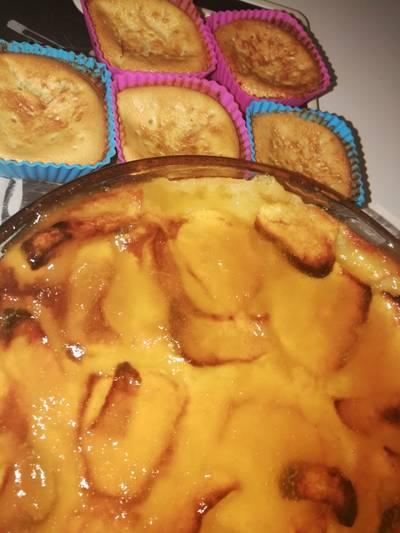 Tarta de manzana riquísima
