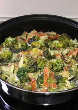 Verduras con curry