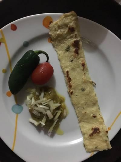 Palitos de coliflor