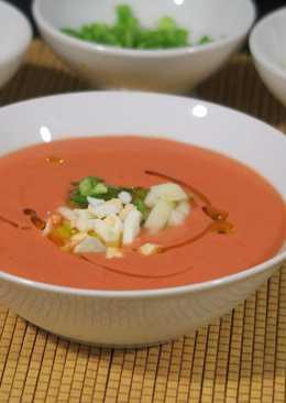 Gazpacho andaluz (Vídeo)