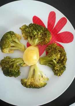 Brócoli con patatas para bebés (receta BLW)