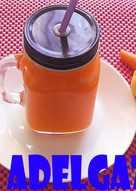 Zumo de zanahoria y limón (adelgazante y light)