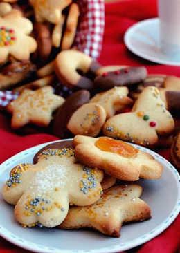 Mis galletas de mantequilla
