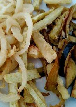 Verdura frita