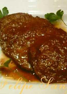 Redondo de ternera relleno 15 recetas caseras cookpad - Redondo relleno de ternera al horno ...