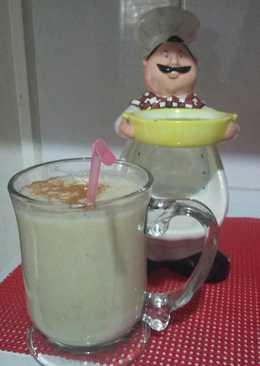 Batido piña y Yogurt