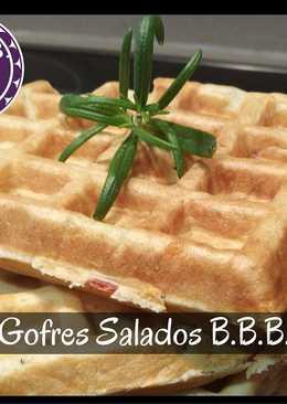 Gofres Salados B.B.B.