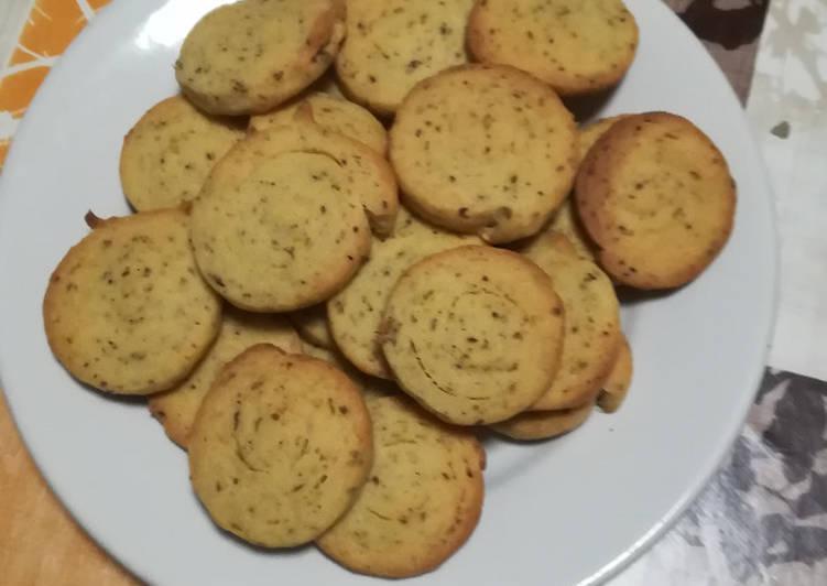 Receta galletas finas
