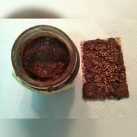 Crema de cacao sana y baja en carbohidratos
