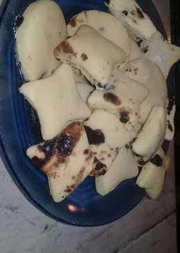 Galletitas Marmoladas o con chispas 🤗