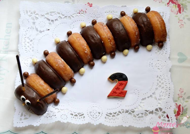 Gusano de Donuts